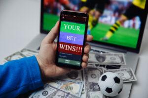 winning sports bet